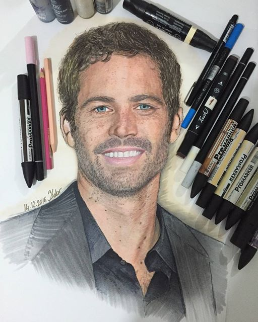 26-Paul-Walker-Ayşe-Bakır-Versatility-in-Eclectic-Colored-Drawings-www-designstack-co