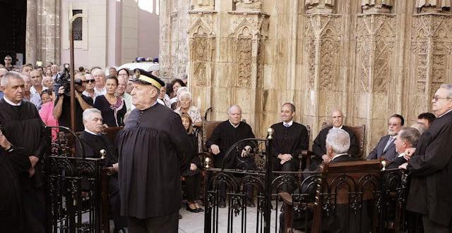 Tribunal de las Aguas de Valencia y Derecho procesal