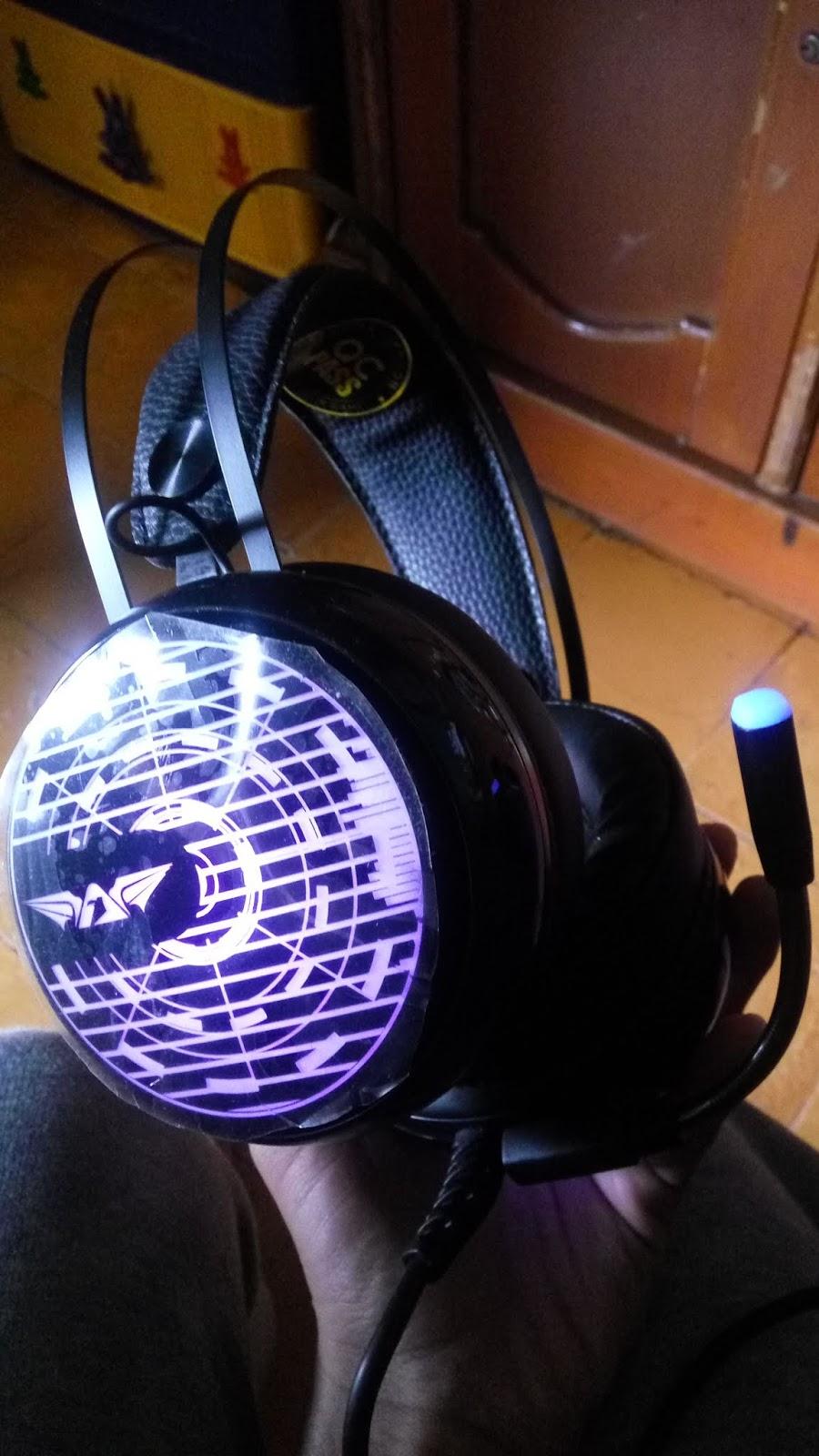✓ Headset Nuke 7 Jadikan Gaming Lebih Seru - 6 kumpulan