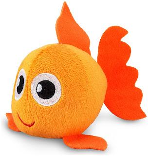 Plush Goldfish Stuffed Animal