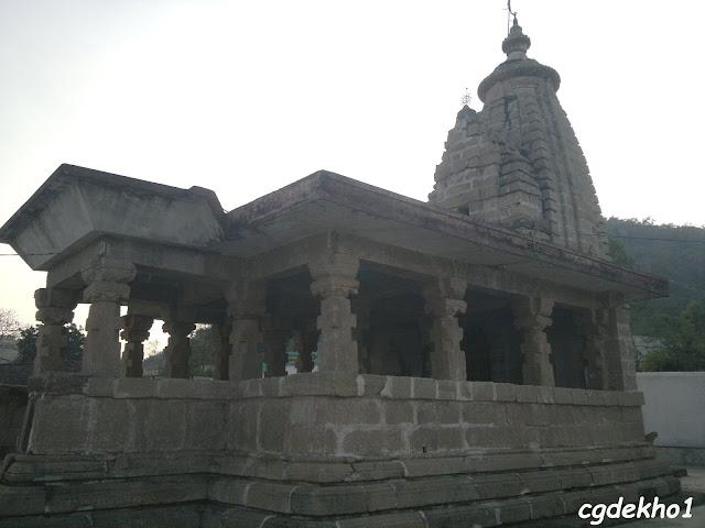 khallari temple mahasamund chhattisgarh
