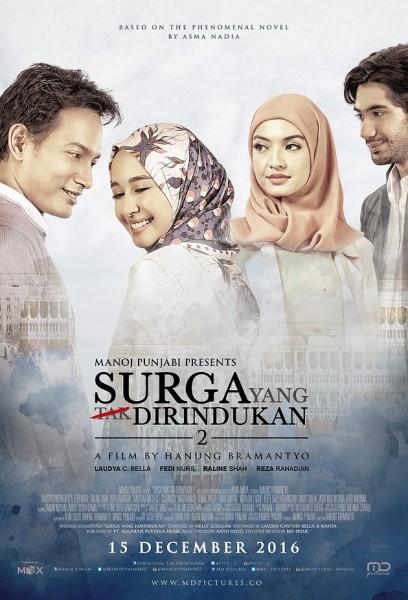 Download Film Surga Yang Tak Dirindukan 2 (2017) Full Movie Terbaru