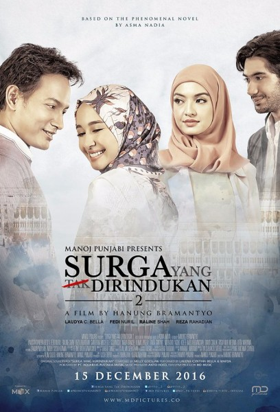 Download Film Surga Yang Tak Dirindukan 2 (2017) Full Movie Terbaru