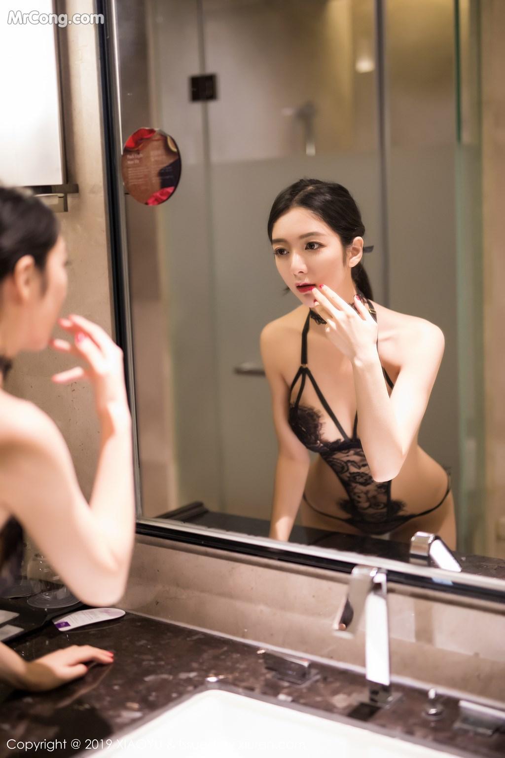 Image XiaoYu-Vol.041-Xiao-Reba-Angela-MrCong.com-005 in post XiaoYu Vol.041: Xiao Reba (Angela喜欢猫) (43 ảnh)