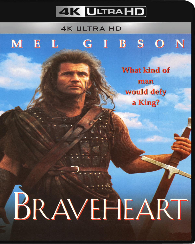Braveheart [1995] [UHD] [2160p] [Latino]