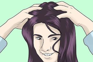 تطويل الشعر و تكثيفه