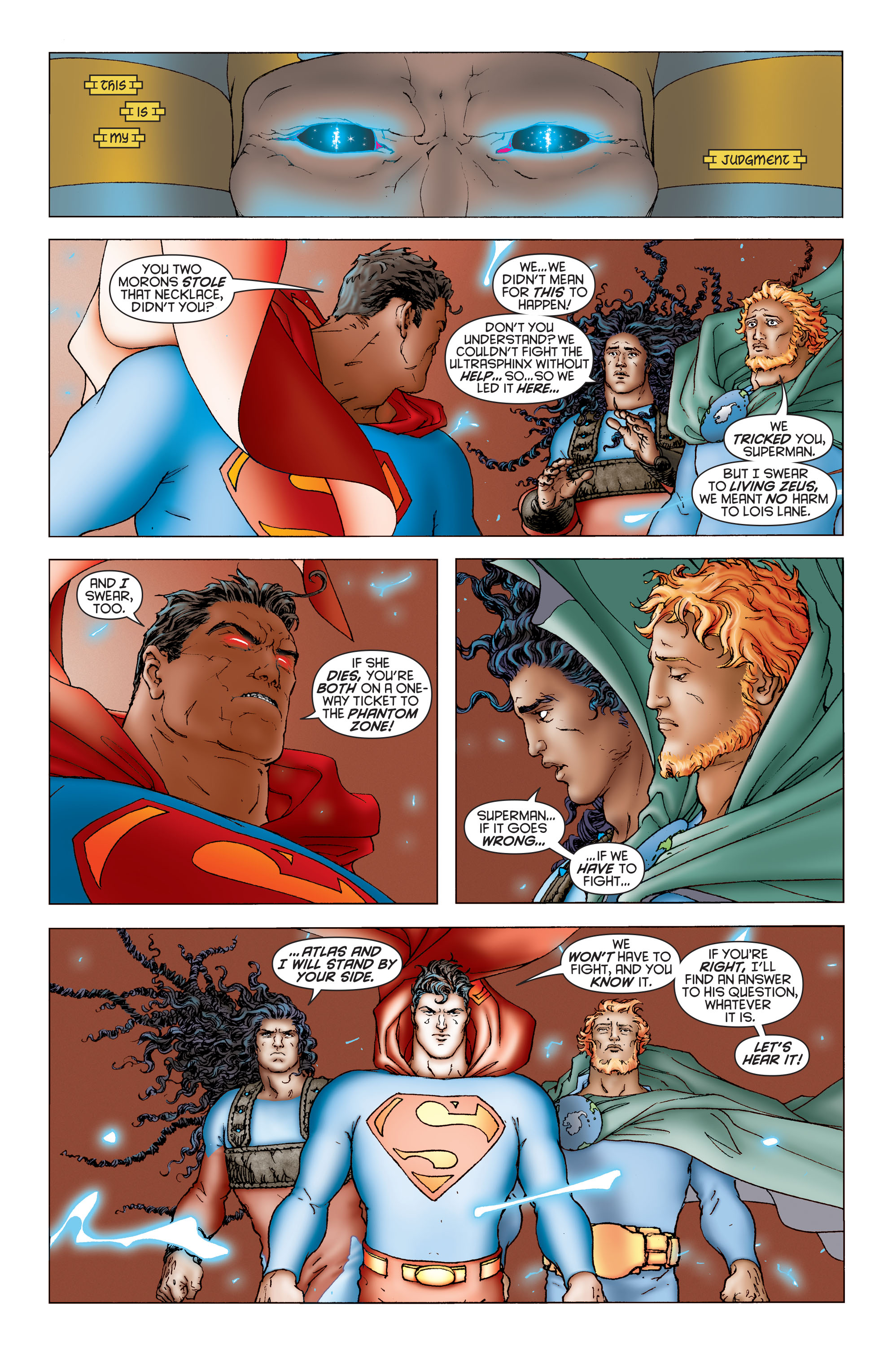 Read online All Star Superman comic -  Issue #3 - 15