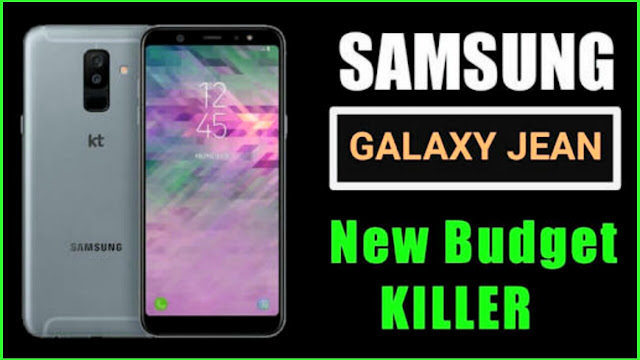 Samsung Galaxy Jean full specifications 2018 by latesttips.ooo