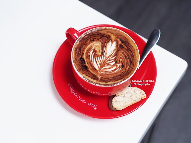 Caffe Mocha RM 12.90