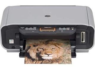 Imprimante Pilotes Canon PIXMA MP170 Télécharger