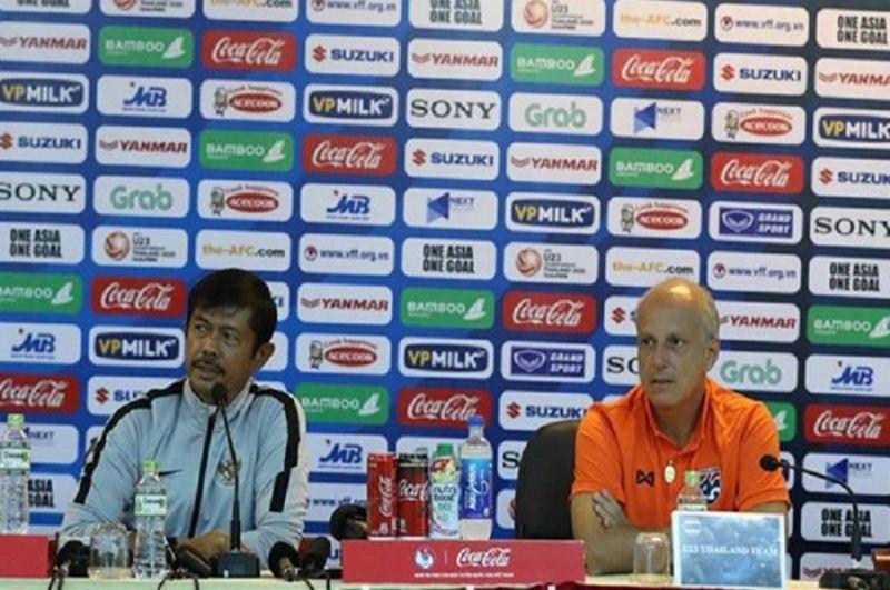 Indra Sjafri Bicara Tugas Berat dan Persiapan Pemain Lawan Thailand U-23