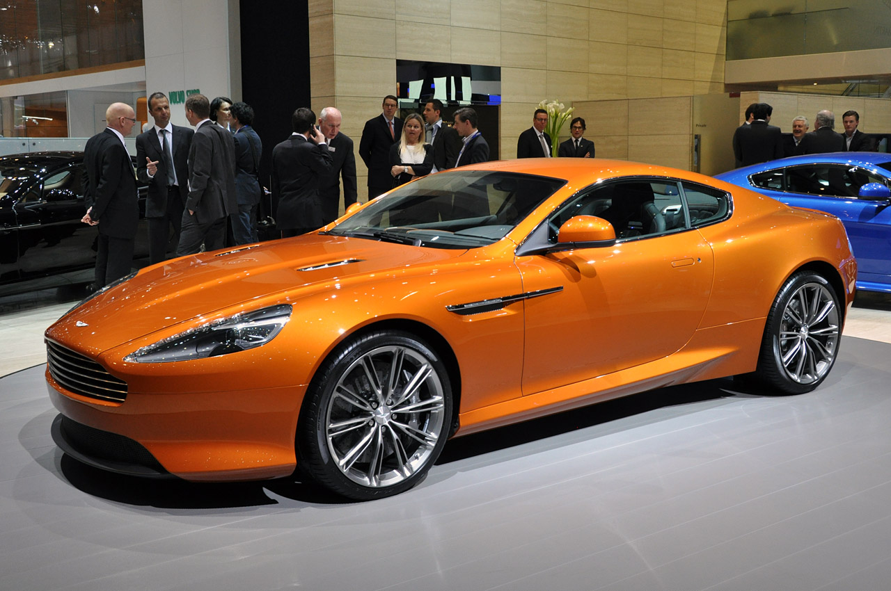 Review And Specification Car 2012 Aston Martin Rapide