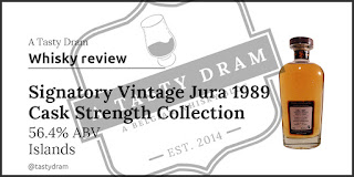 Jura 1989 Signatory Vintage CS Collection