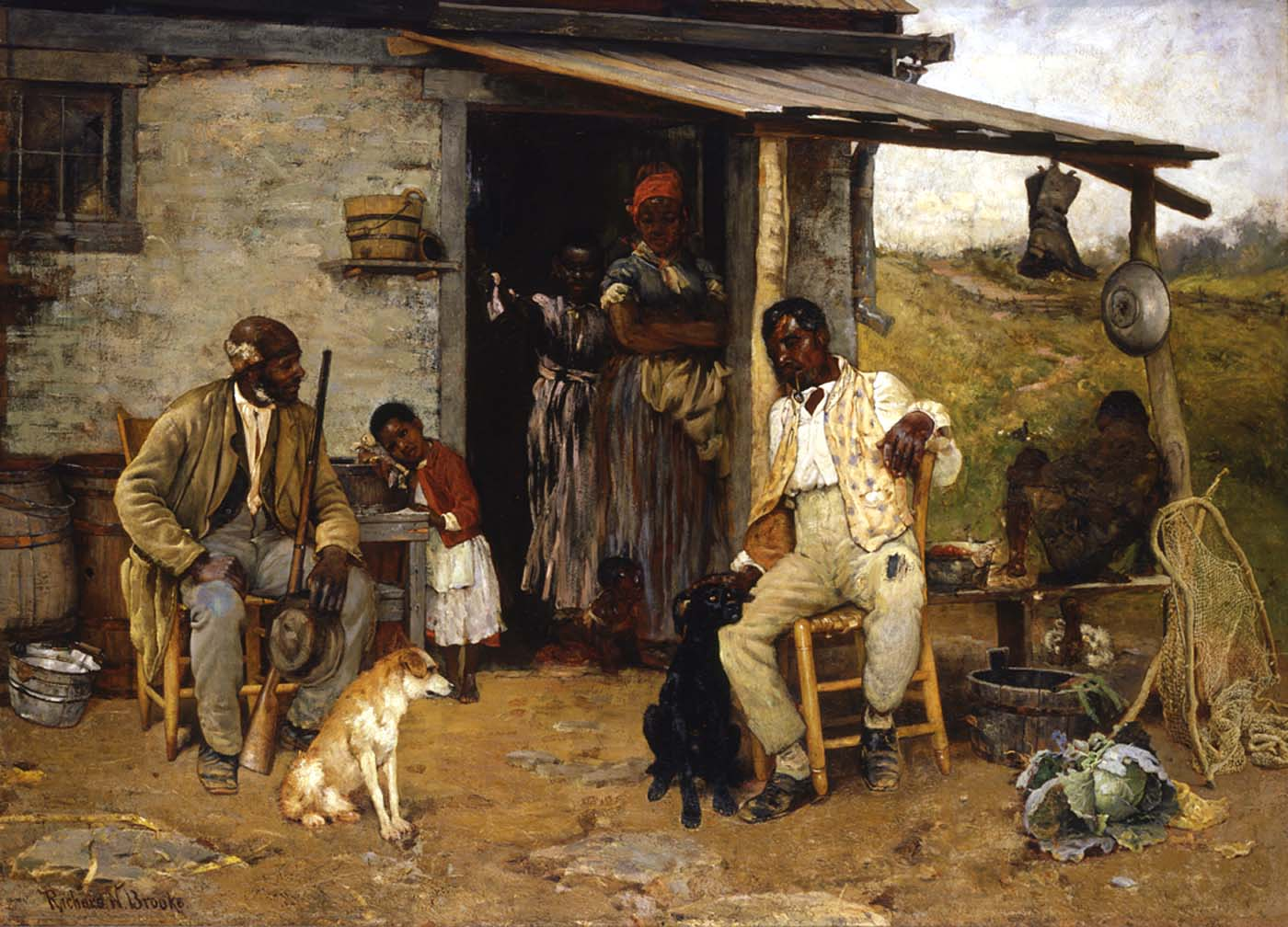 19th Century American Paintings