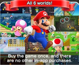 Cara Membuka Semua Level Game Super Mario Run