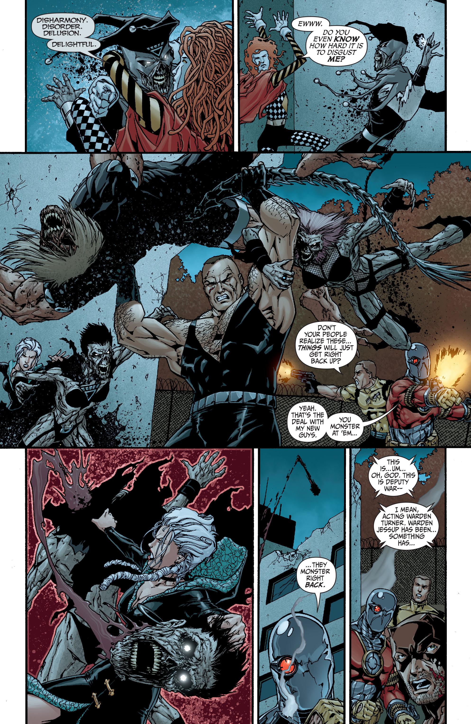 Read online Secret Six (2008) comic -  Issue #18 - 7