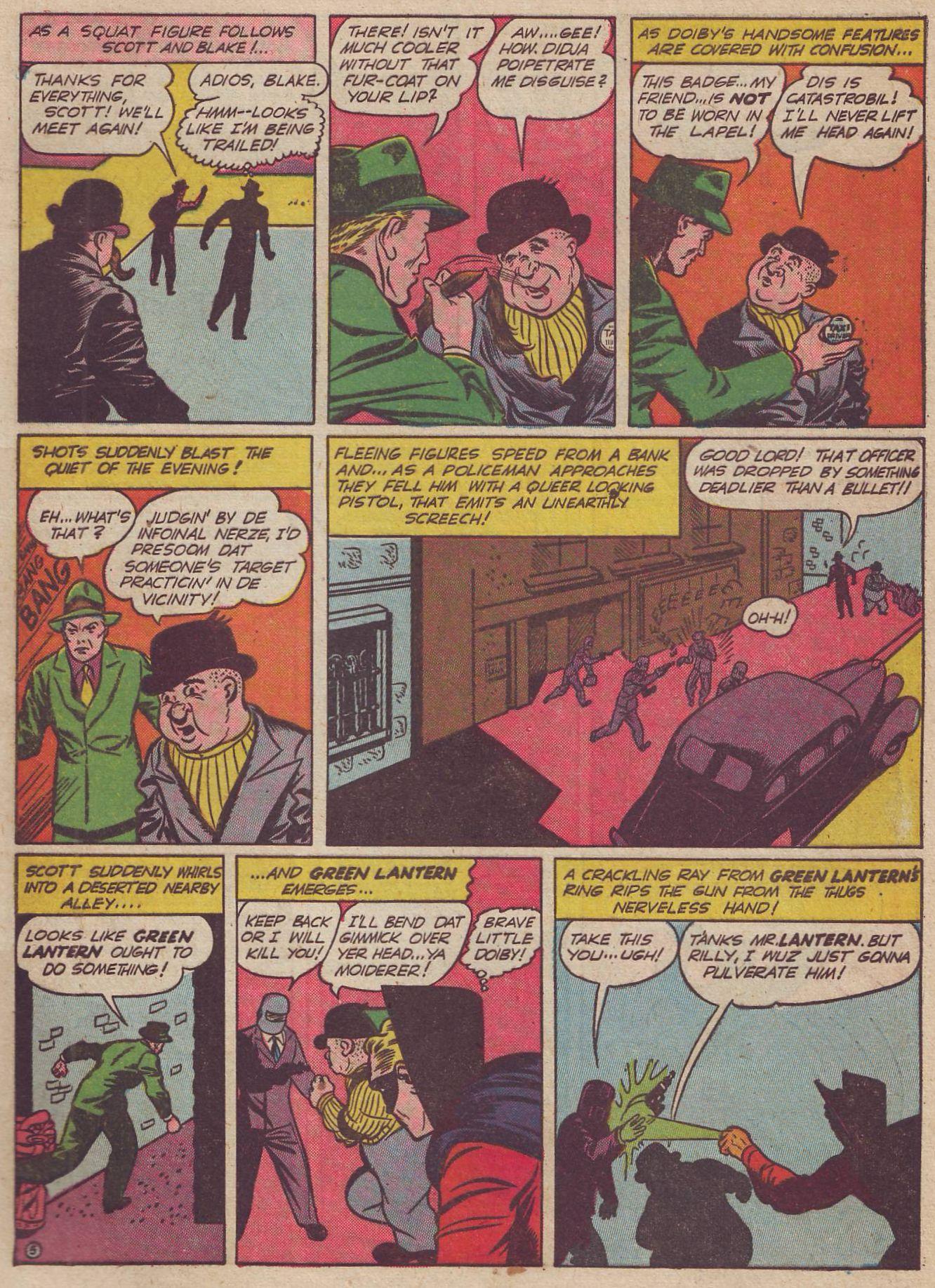 Read online All-American Comics (1939) comic -  Issue #37 - 7