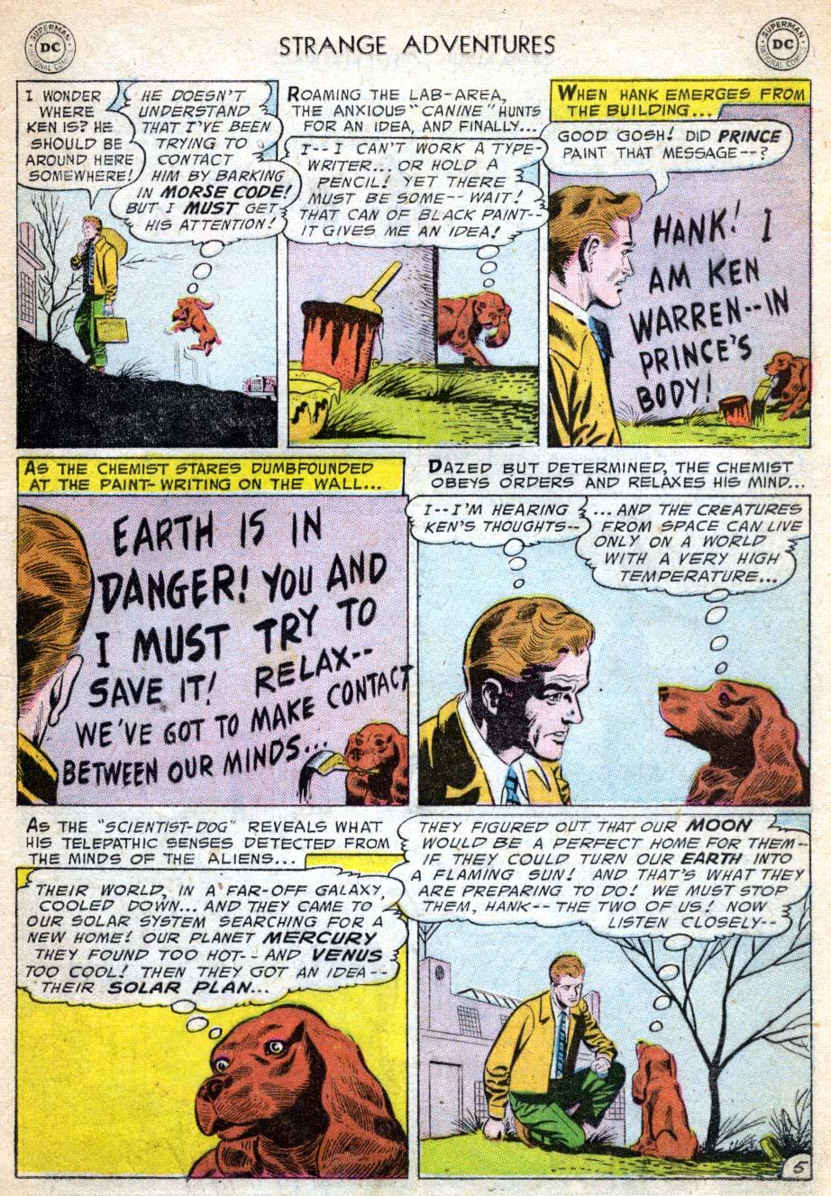Strange Adventures (1950) issue 62 - Page 7