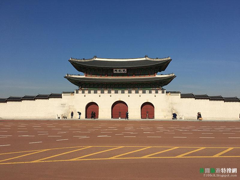 韓國首爾冷吱吱四日遊第3天:約600年歷史的景福宮 欣賞朝鮮時期換崗交接儀式