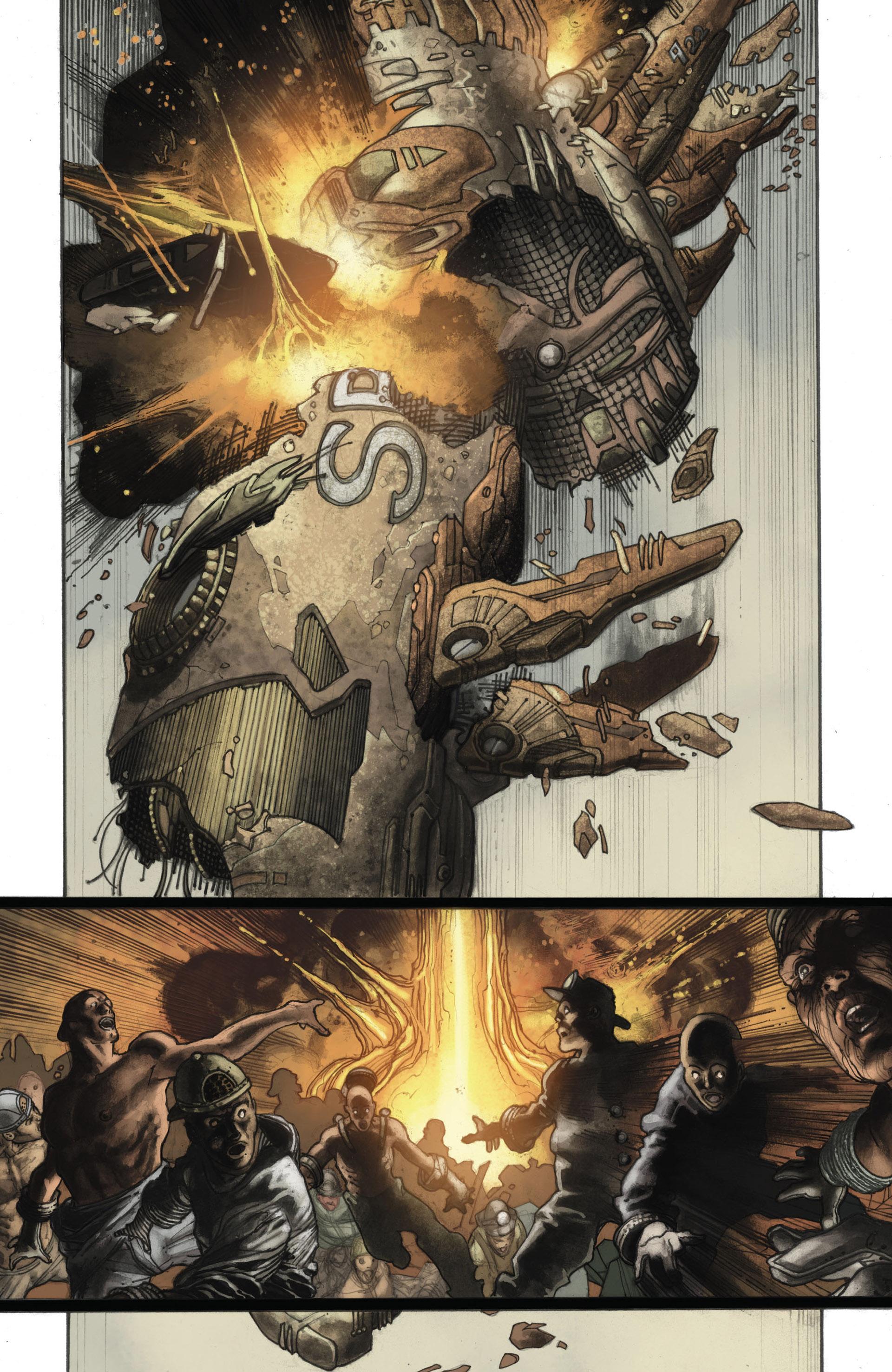 Read online Astonishing X-Men (2004) comic -  Issue #26 - 18