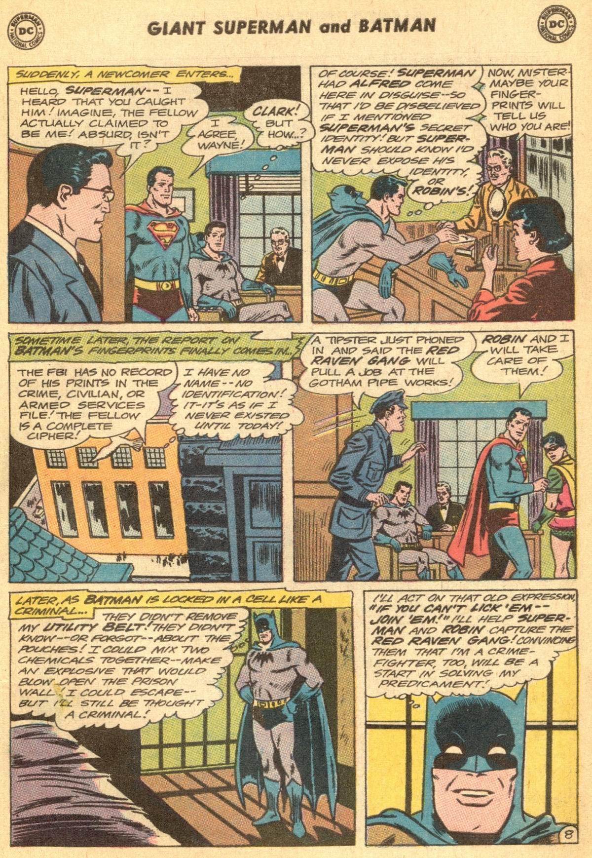 Read online World's Finest Comics comic -  Issue #188 - 59