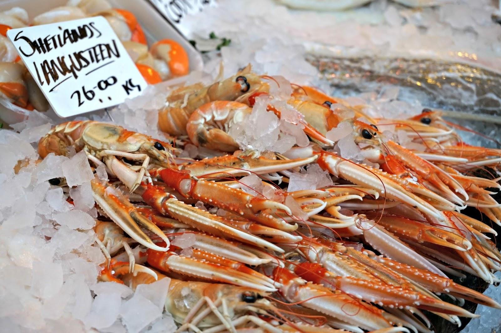 Fish Borough Market