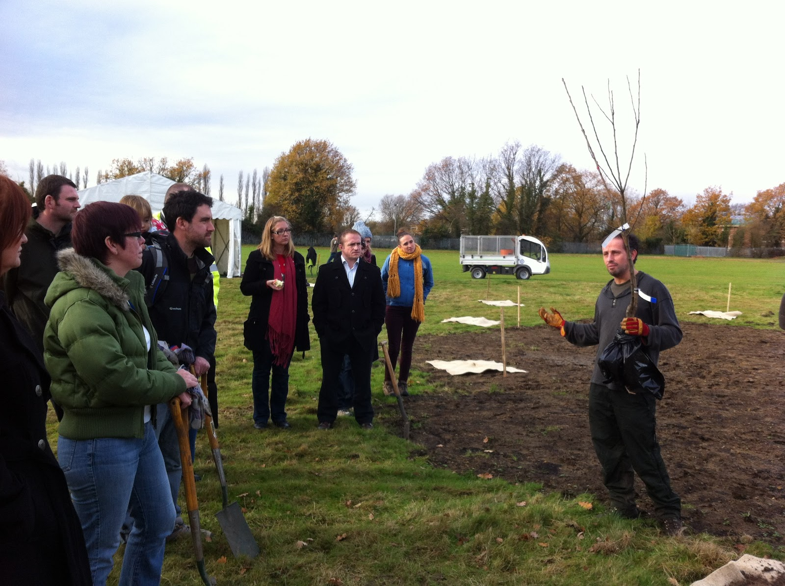 The Micro-Orchard Project