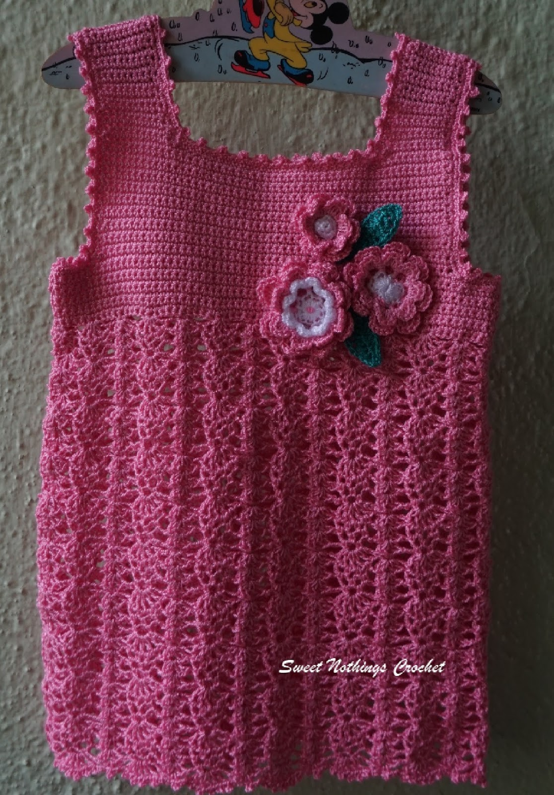 673b767f41a93 Sweet Nothings Crochet  PINEAPPLE BABY BOUTIQUE TOP