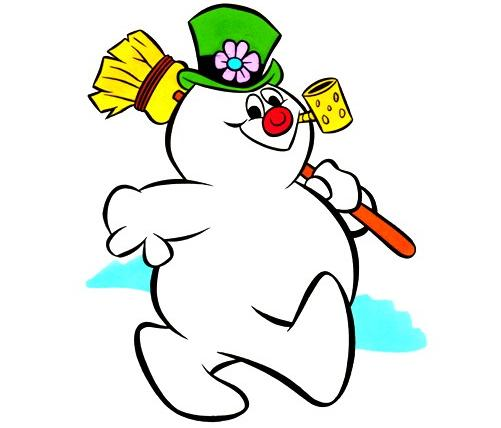 galery best carton frosty the snowman cartoon pictures
