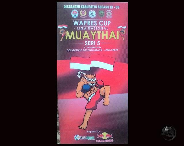 Pembukaan Liga MuayThai Nasional Seri-5 Piala Wapres di Subang