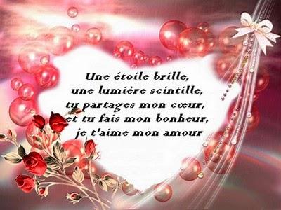 Message Damour Pour Femme Et Copine Poèmes Et Textes Damour