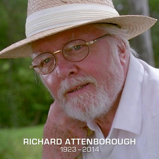 Daniel Romano: Richard Attenborough