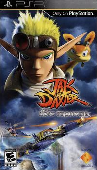 Jak And Daxter The Lost Frontier (PSP) [1-Link] [Español - ISO]
