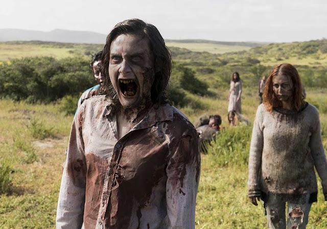 """Fear the Walking Dead: i walker di """"Minotaur"""" (S03E09)"""