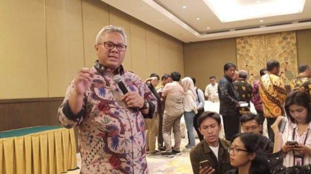 KPU Tak Bertanggung Jawab terhadap Kegiatan Lembaga Survei