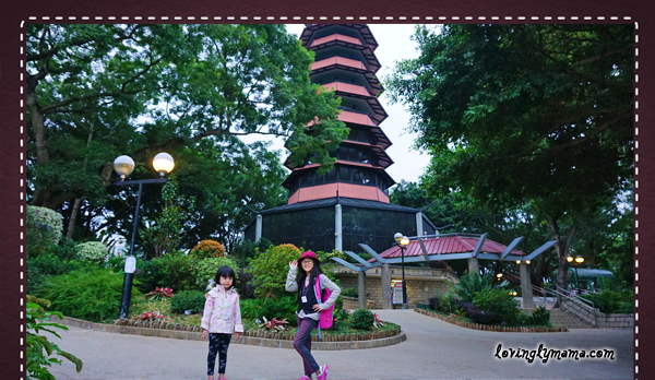 DIY Hong Kong Tour Itinerary - Hong Kong family tour - visit Hong Kong - Yuen Long attractions- Yuen Long aviary pagoda
