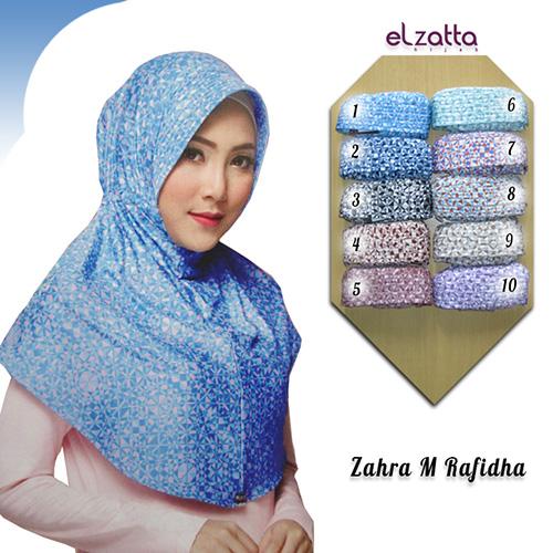 Kerudung Cantik Modern | Elzatta Zahra M Rafidha