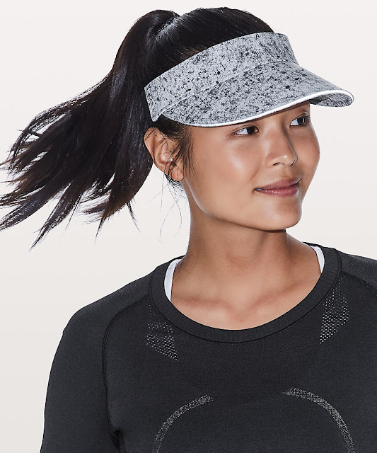 lululemon fast-paced-run-visor