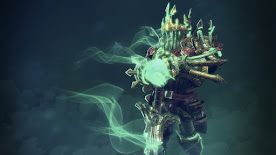 Wraith King DOTA 2 Wallpaper, Fondo, Loading Screen