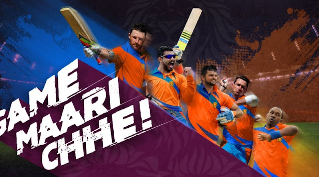 Gujarat lions team