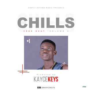 "kayceekeys - ""Chills"" (freebeat Vol.4)"