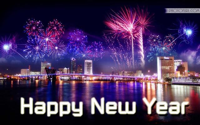New Year Celebration Image