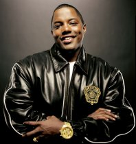Internet Roasts Ma$e For Tripping On Stage During Bad Boy Reunion.