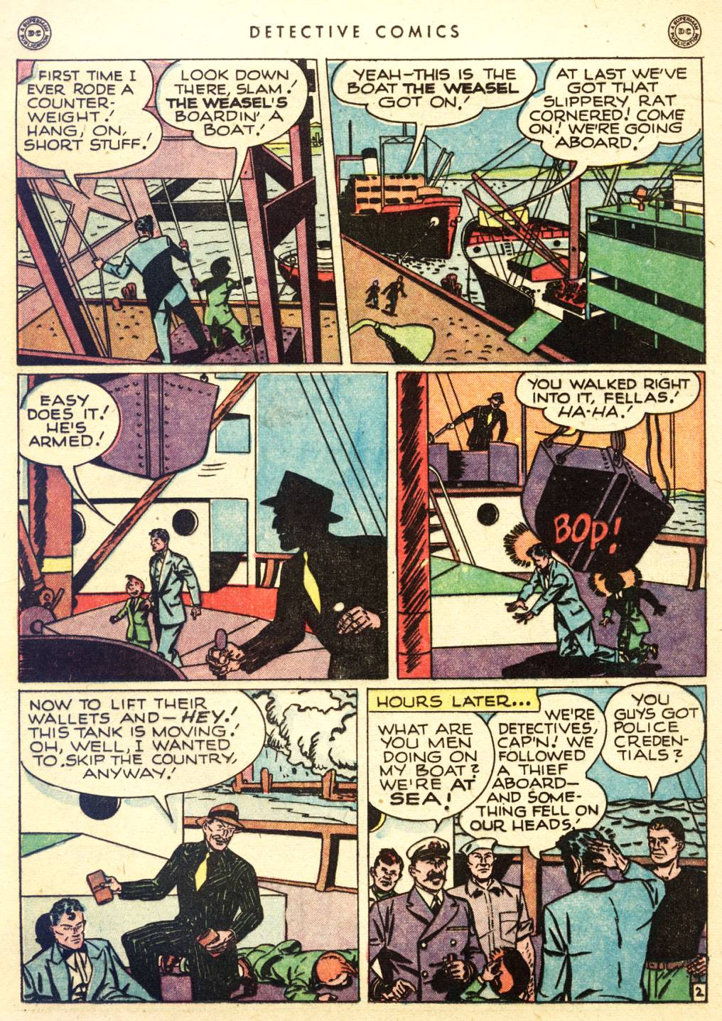 Detective Comics (1937) 128 Page 24