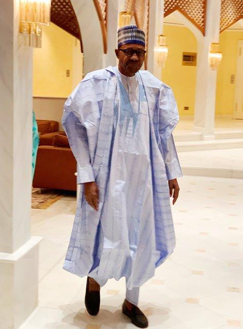 Ambode, NANS congratulate Buhari