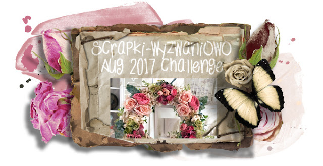 Scrapki-wyzwaniowo - Home Decor - 1st reveal