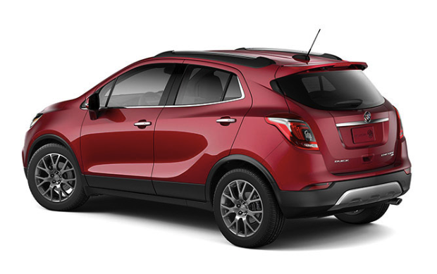 2018 buick encore 1 4l turbo fwd review car and driver review. Black Bedroom Furniture Sets. Home Design Ideas