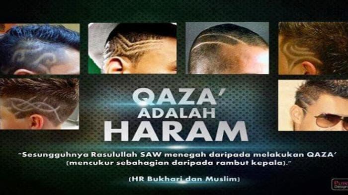 Hukum Tentang Rambut dalam Islam - fesyen Qaza', cabut uban, warnakan, potong sendiri