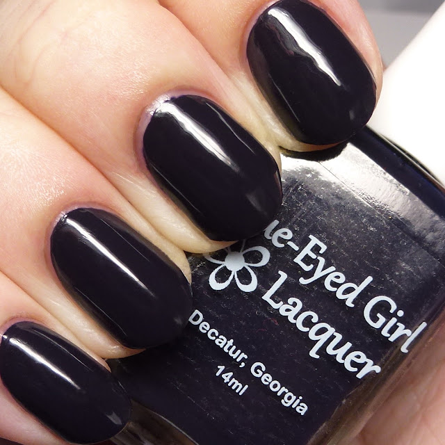 Blue-Eyed Girl Lacquer Freaky Dream
