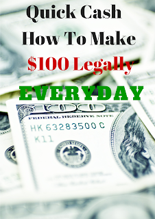 How to Earn $100 in a Day